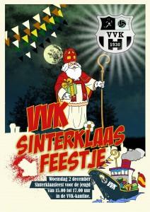VVK Sinterklaas feestje
